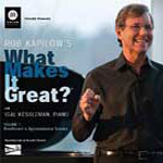 What Makes It Great?® BEETHOVEN'S APPASSIONATA SONATA